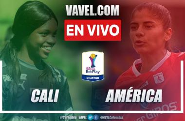 Resumen: Deportivo Cali 1-0 América por la fecha 2 del grupo B por Liga Femenina BetPlay 2021