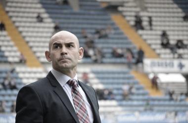 """Paco Jémez: """"Cometiendo los errores que cometemos vamos a ser un equipo de mitad de tabla"""""""