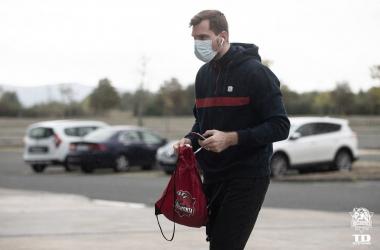 Zoran Dragic sufre un edema en la musculatura isquiotibial de su pierna izquierda