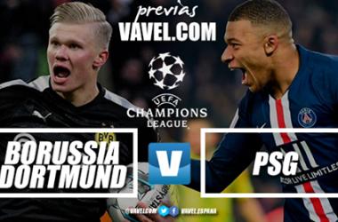 Previa Borussia Dortmund - PSG: el duelo de las defensas débiles