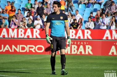 FC Barcelona 2013: Oier Olazábal