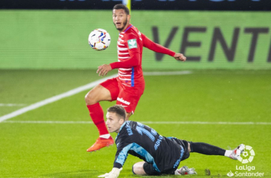 Celta de Vigo - Granada CF: puntuaciones del Granada, jornada 11 de LaLiga