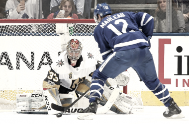 Golden Knights y Maple Leafs, dos equipos de récord