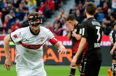 Lo Stoccarda batte il Bayer Leverkusen e crede nell'Europa League