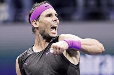 Nadal vence Berrettini e reencontra Medvedev na final do US Open em busca do Tetra