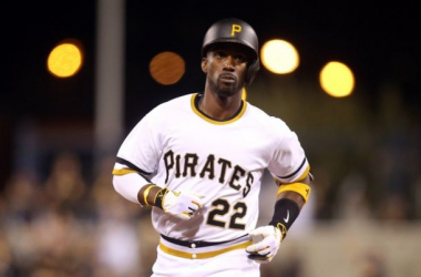 Andrew McCutchen Homers As Pittsburgh Pirates Takes Series Against San Francisco Giants