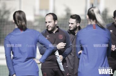 """Lluis Cortés: """"El equipo ha de estar preparado"""""""