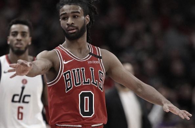 Coby White making history in Chicago
