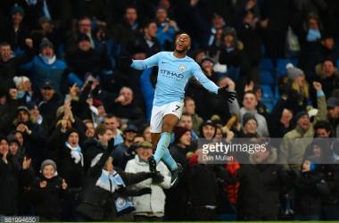 Manchester City 2-1 Southampton: Sterling's stunner sends Etihad wild