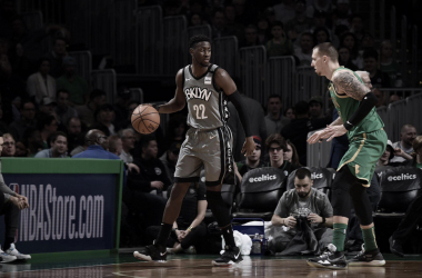 LeVert sets new career high at Boston