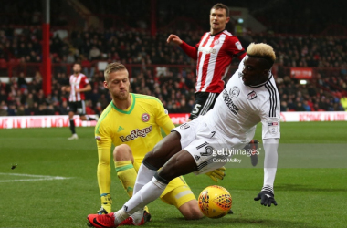 Sheyi Ojo clashes with Daniel Bentley