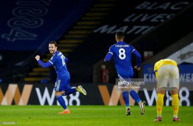 Leicester City vs Brighton & Hove Albion: Form Guide