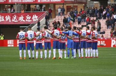 Granada CF – CA Osasuna: puntuaciones del Granada CF,jornada 34 de la Liga 123