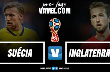 Favorita, Inglaterra enfrenta Suécia por vaga na semifinal da Copa