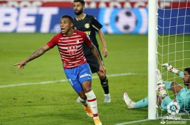 Granada CF - Alavés : puntuaciones del Granada, jornada 2 de LaLiga