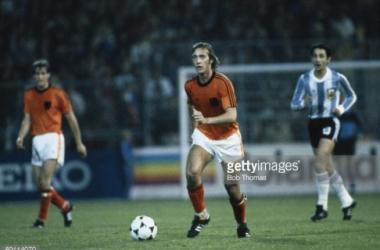 Johan Neeskens was nicknamed 'Johan Segon'