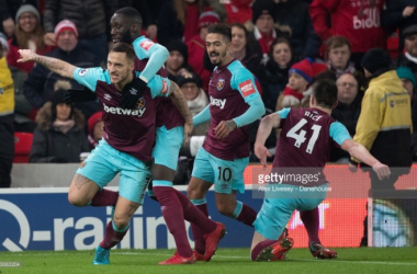 Marko Arnautovic responds in style agianst former-club