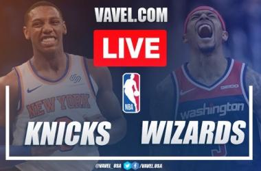Full Highlights: Knicks 115-122 Wizards in 2020 NBA Regular Season