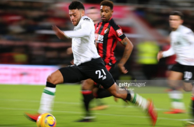 Chamberlain's brightest hour for Liverpool?