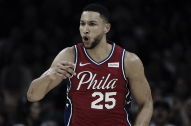 Simmons to be re-evaluated in three weeks