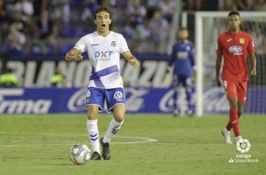Luis Milla, nuevo jugador del Granada CF