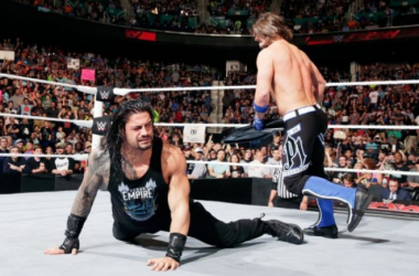 Will The Phenomenal One swing his way to his first WWE World Title? Photo: What Culture