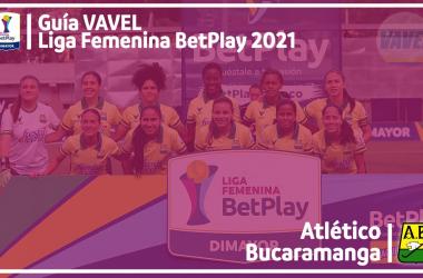 Guía VAVEL Liga BetPlay Femenina 2021: Atlético Bucaramanga