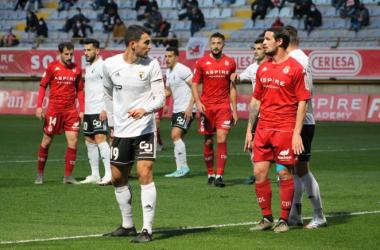 Cultural y Deportiva Leonesa - Burgos CF