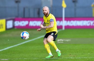 Burton Albion 2-1 Swindon Town: Captain Brayford scores winner in crucial Brewers win
