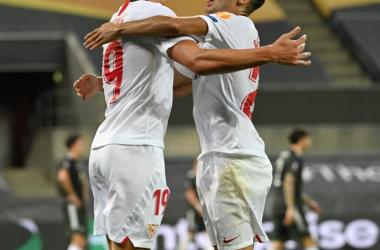 Il Siviglia è la prima finalista di Europa League