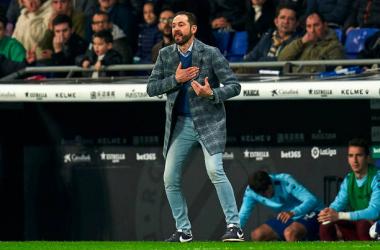 Alaves appoint former Girona boss Pablo Machin