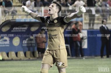 Gaspar Servio. Fotografía: Nallely Calderón | VAVEL México.