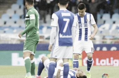 Previa CD Leganés - Real Sociedad: mantener el nivel y aumentar el rendimiento