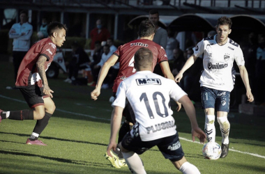 Fecha 22° Torneo de Primera Nacional- Quilmes 1- Deportivo Maipú 0