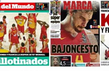 الصحافة الإسبانية لصباح يوم الخميس
