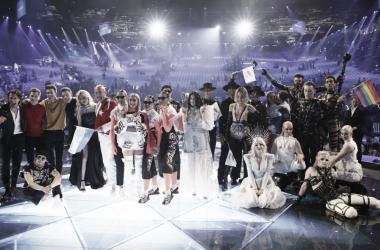 Finalistas de la primera semifinal de Eurovision 2019 // Image: eurovision.tv