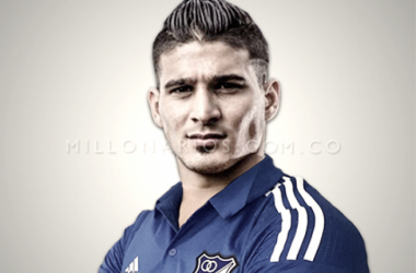 Kouffaty jugará en el Millonarios FC/ FOTO: Prensa Millonarios FC