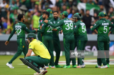 2019 Cricket World Cup: Pakistan elimate South Africa at Lord's