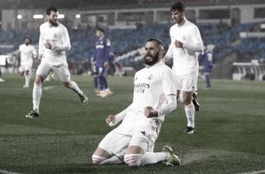 Karim Benzema, un cabeceador infravalorado