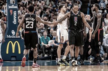 ¿Son realmente los Clippers los máximos aspirantes al anillo de la NBA?