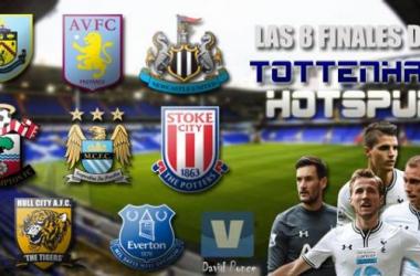 Las ocho finales del Tottenham