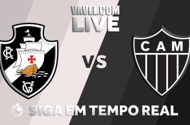 Resultado Vasco da Gama x Atlético-MG no Campeonato Brasileiro 2018 (2-1)