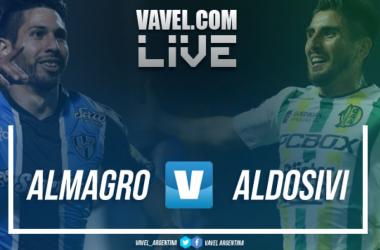 Almagro vs Aldosivi en vivo | Foto: VAVEL