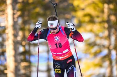Victoire de Tarjei Boe sur cette poursuite de Nove Mesto.