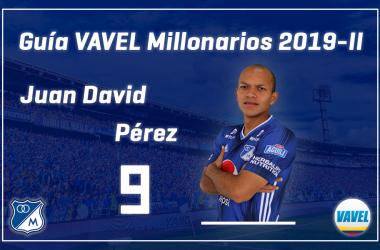 Análisis VAVEL, Millonarios 2019-II: Juan David Pérez