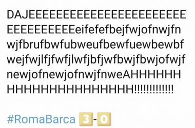 eifefefbejfwjofnwjf — рецепт победы над Барселоной