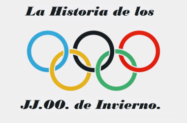 Anillos Olímpicos. PD.