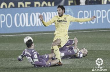 Foto del Villarreal-Betis de la temporada 20-21// Fuente: La Liga
