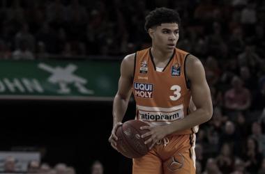 European sensation declares for the NBA Draft