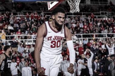 St. John's LJ Figueroa declares for the NBA Draft